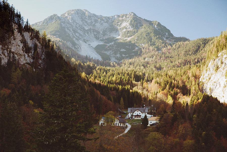 Австрия-Германия-Франция-Швейцария-Италия, осень 2018