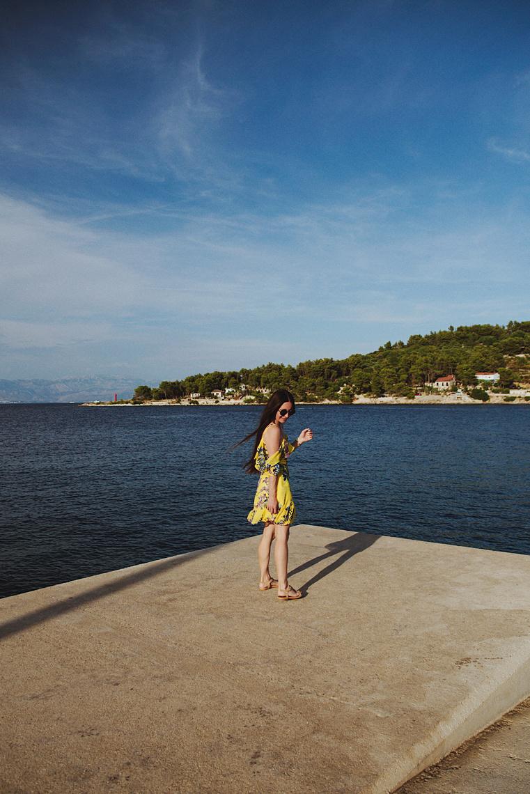 Остров Шолта, лето 2019