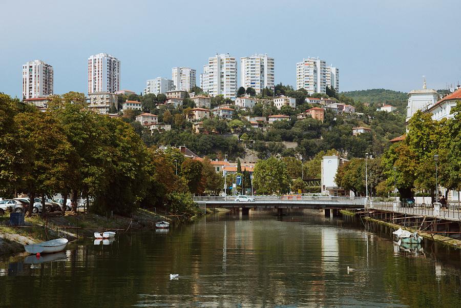 Риека, Истрия, лето 2018
